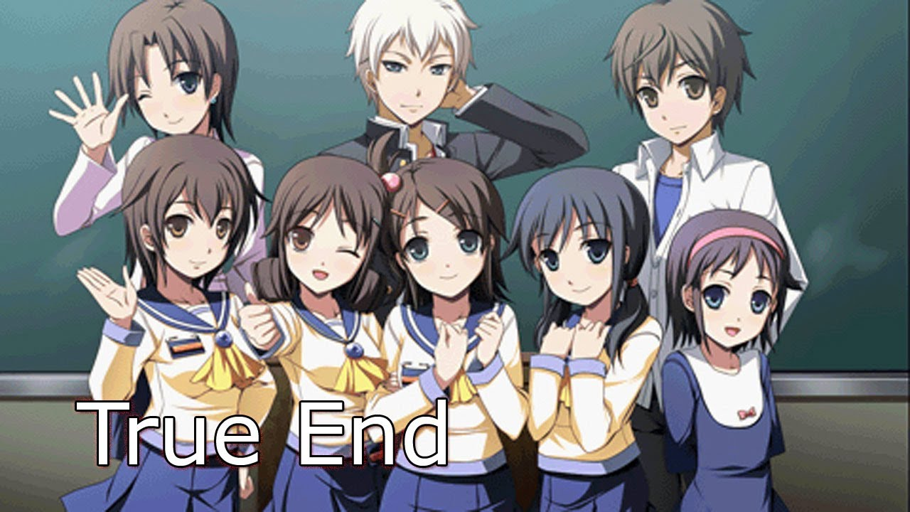 corpse party game deaths