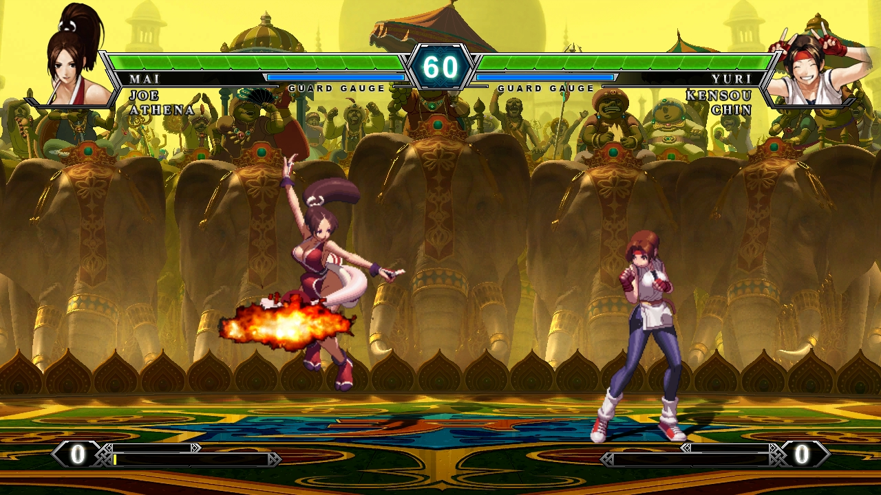 King of Fighters XIII — DarkStation