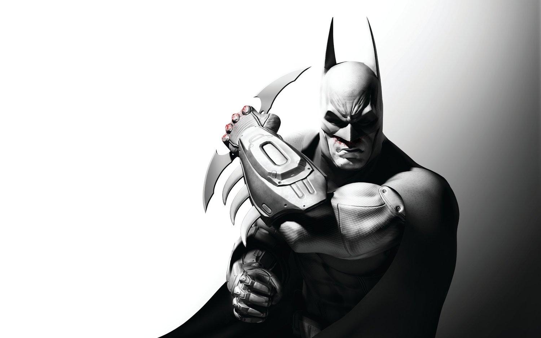 Batman Arkham City Darkstation