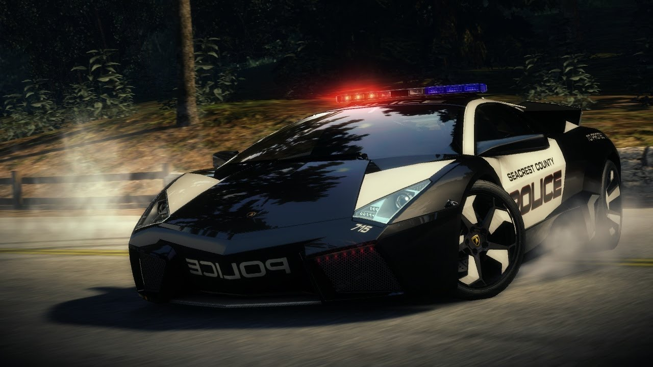 Need For Speed Hot Pursuit Darkstation