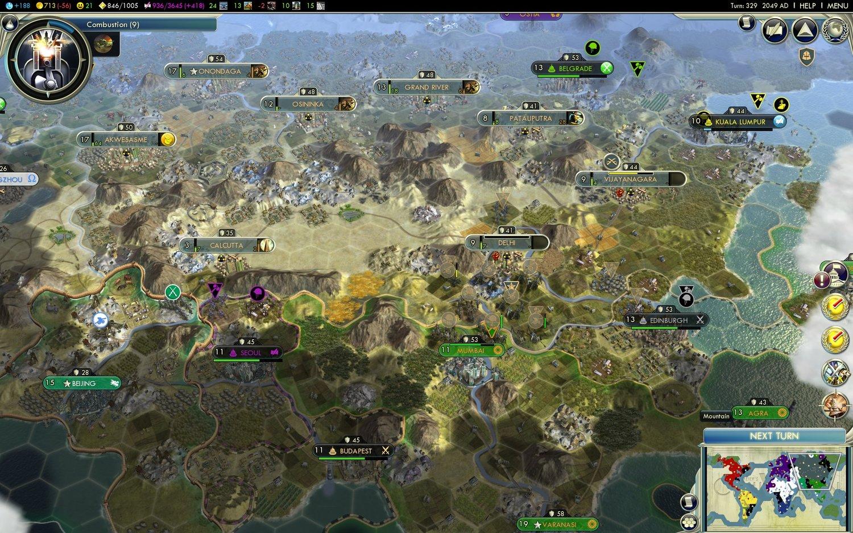 Sid Meier's Civilization V — DarkStation