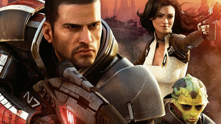 Mass Effect Andromeda Review 2020.Mass Effect 2 Darkstation