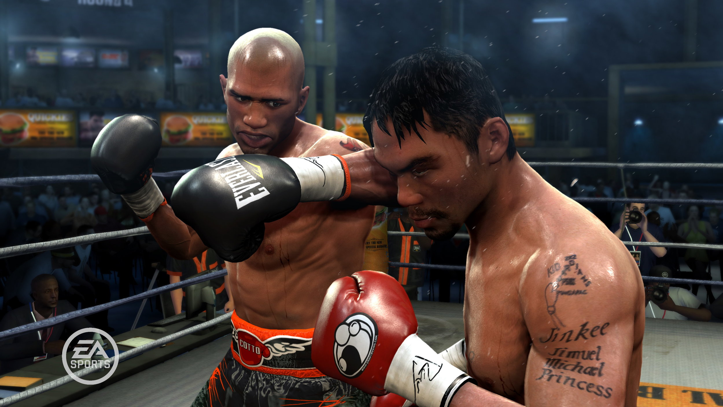 buy popular online store cheapest price Fight Night Champion — DarkStation