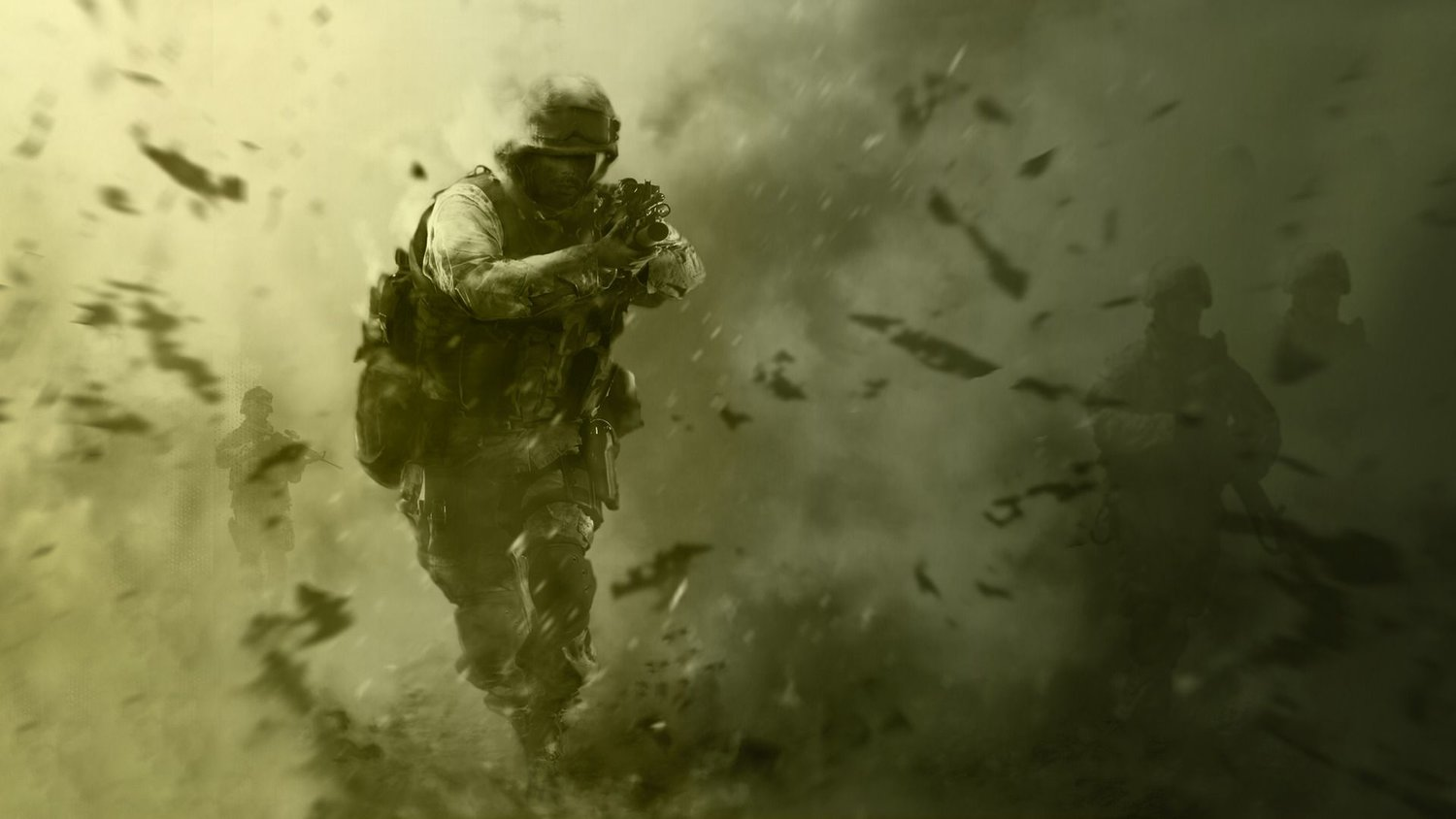 call of duty 4 apk