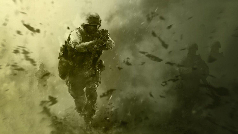 Call of Duty 4: Modern Warfare — DarkStation