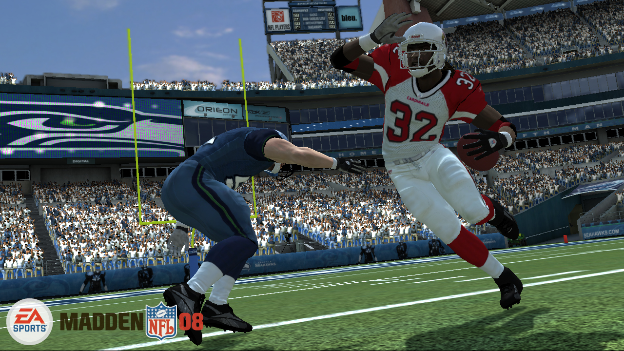 Madden NFL 08 — DarkStation