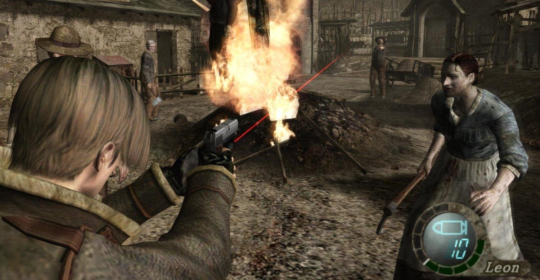 Resident Evil 4: Wii Edition — DarkStation