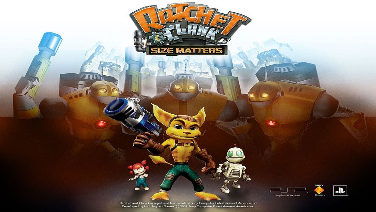 Ratchet Clank Size Matters Darkstation