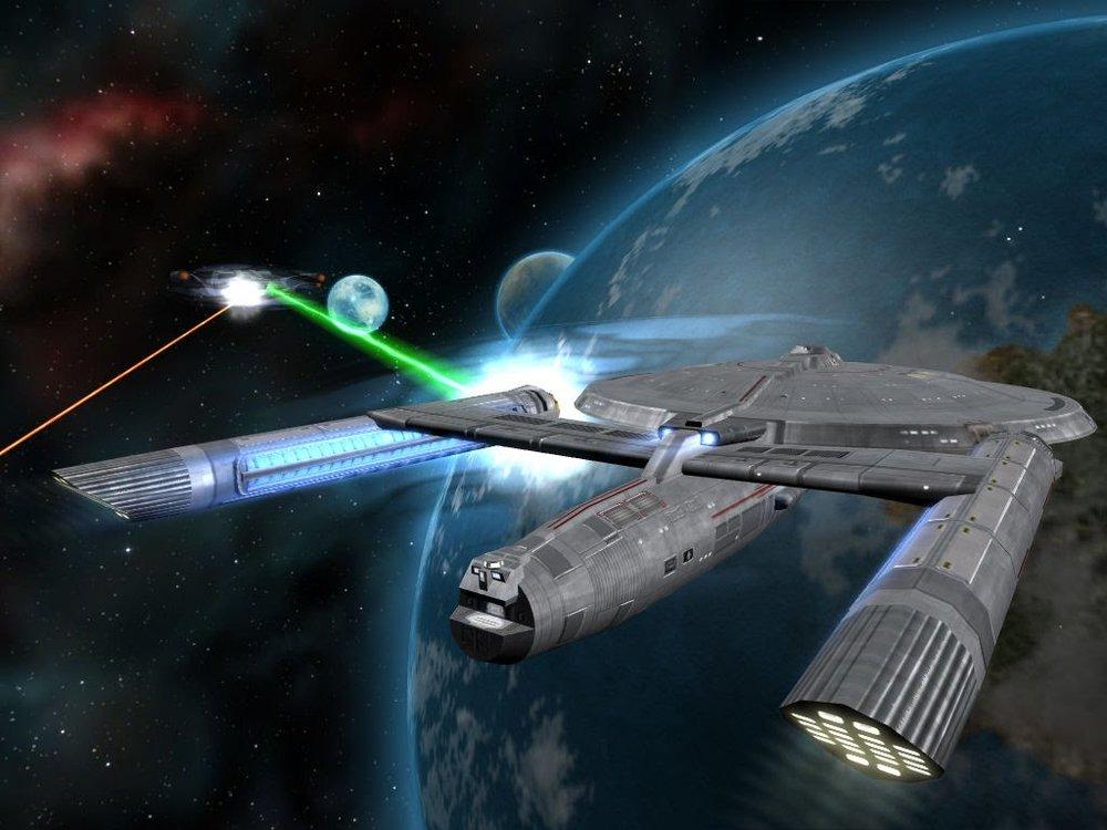Star Trek: Legacy — DarkStatio...