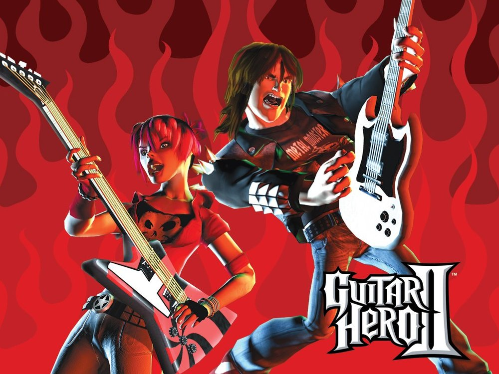 Guitar Hero 2 DarkStation