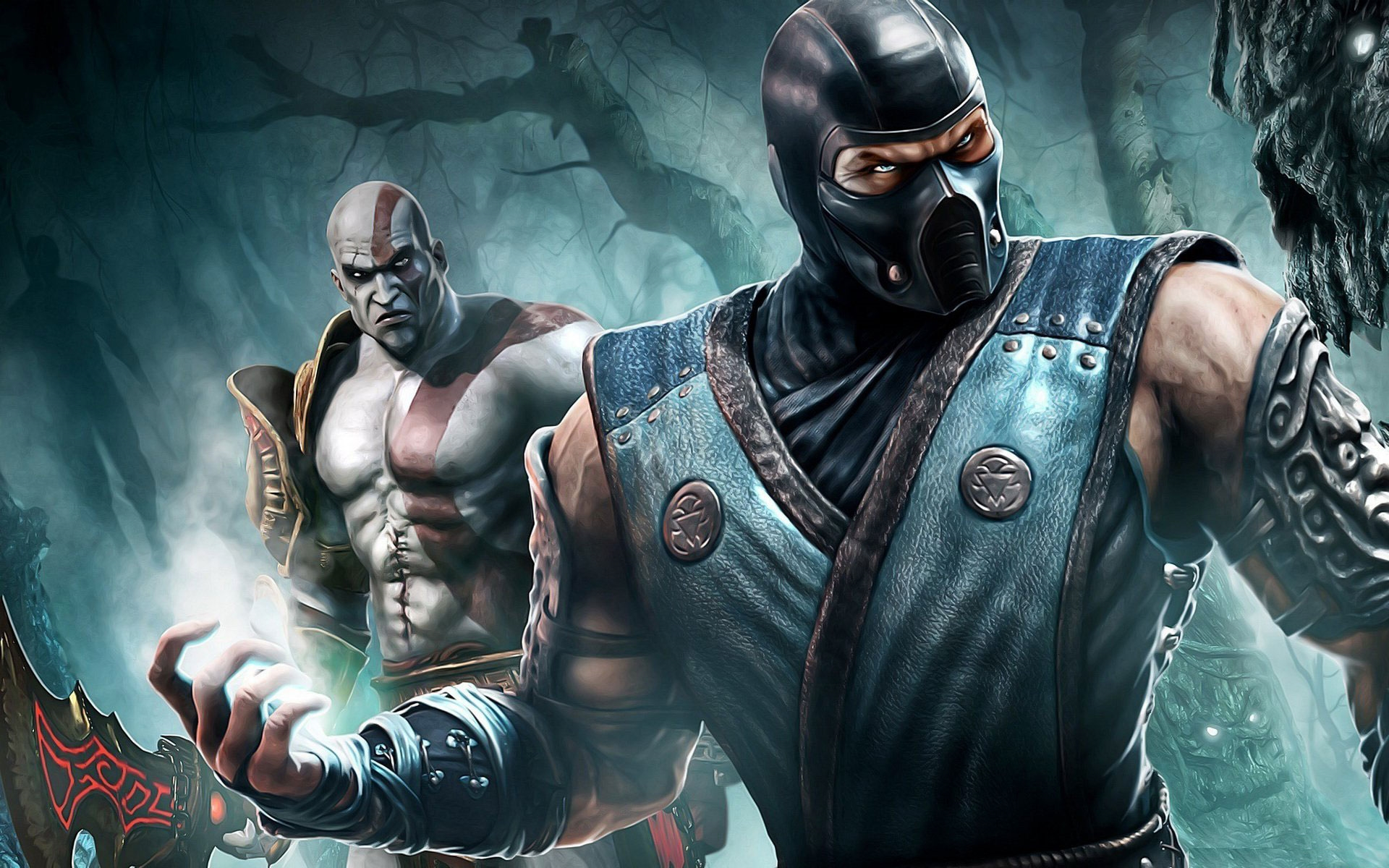 Mortal Kombat: Komplete Edition — DarkStation