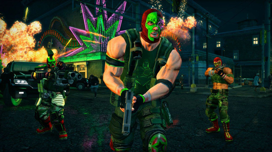 Saints Row The Third Screenshot