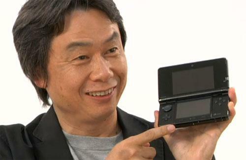Nintendo 3DS Announcement