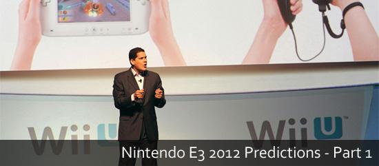 Nintendo E3 2012 Pt 1