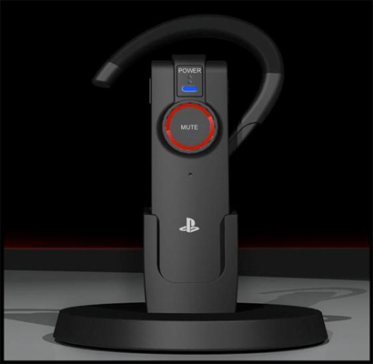 Sony PS3 Bluetooth Headset