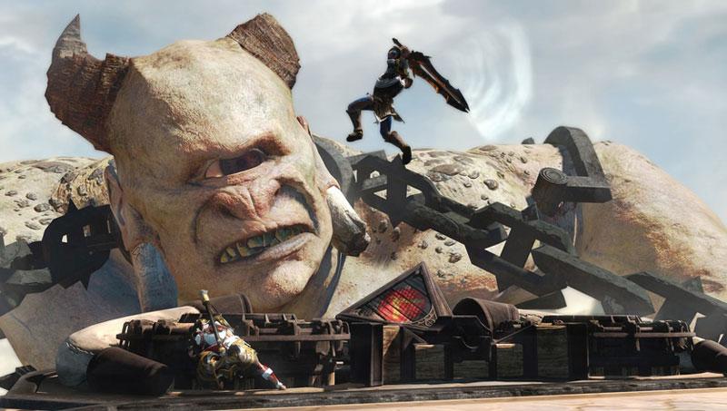 God of War Ascension PlayStation 3 PReview