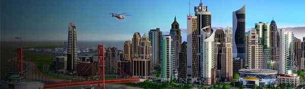 Sim City PC Feature