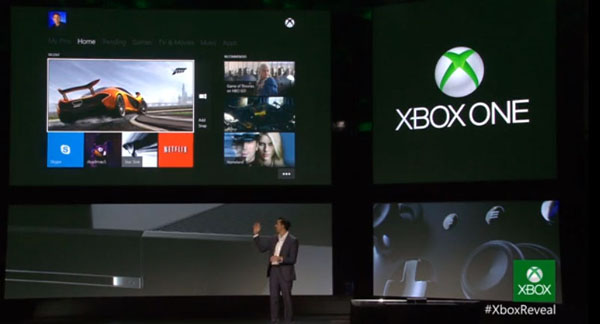 Xbox One Announcement
