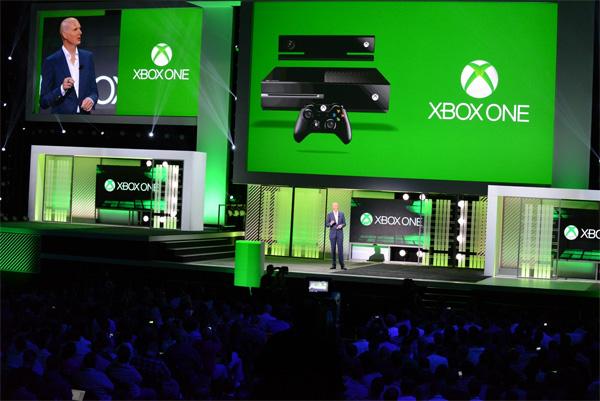 Microsoft E3 2013 Press Conference