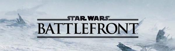 Star Wars Battlefront E3 2013