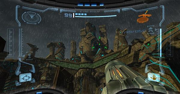 Metroid Prime Backlog 1