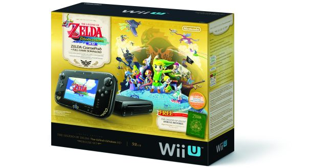 Wind Waker Wii U Bundle