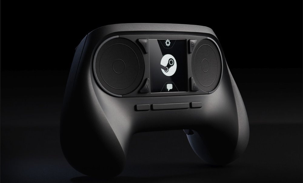 Steam Controller Prototype