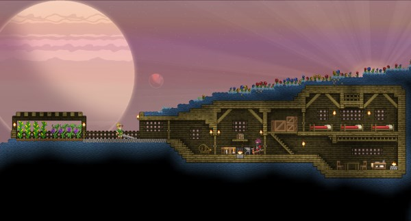 Starbound Preview