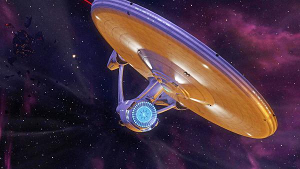 Star Trek Rereview 1