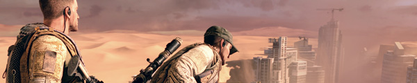Spec Ops The LIne GOTY 2012