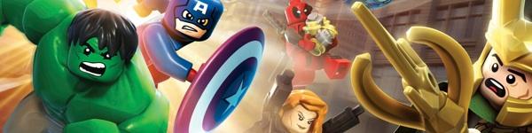 LEGO Marvel Super Heroes GOTY 2013