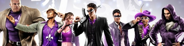 Saints Row IV GOTY 2013