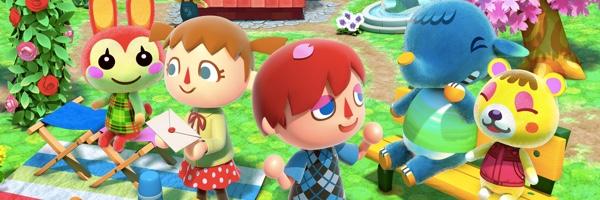 Animal Crossing New Leaf GOTY 2014