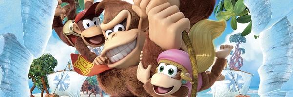 Donkey Kong Country: Tropical Freeze GOTY 2014