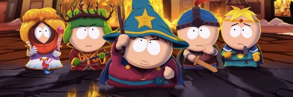 South Park Stick of Truth GOTY 2014