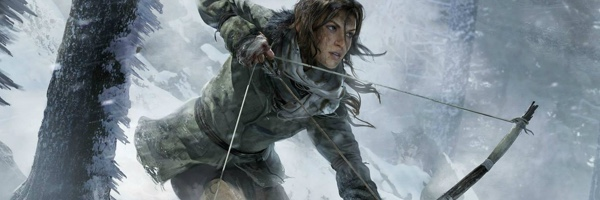 Rise of the Tomb Raider GOTY 2015