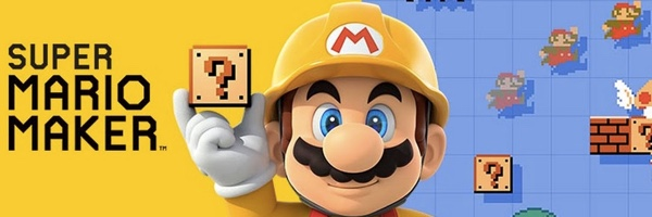 Super Mario Maker GOTY 2015