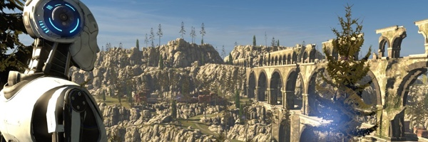 The Talos Principle: The Road to Gehenna GOTY 2015