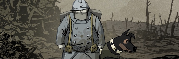 Valiant Hearts GOTY 2015