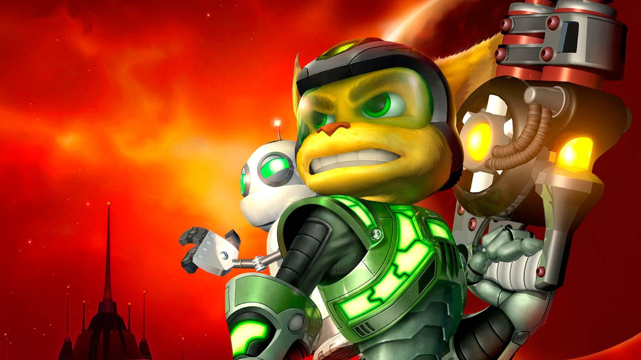 Ratchet Clank Up Your Arsenal Darkstation