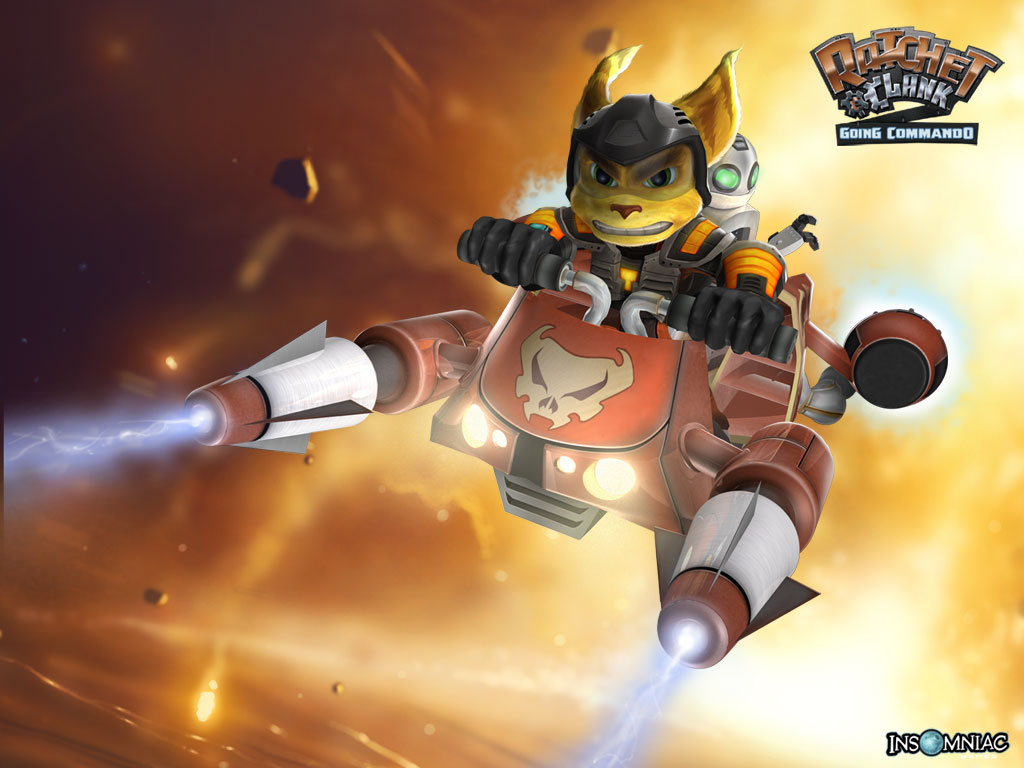 Ratchet and Clank: Going Commando — DarkStation