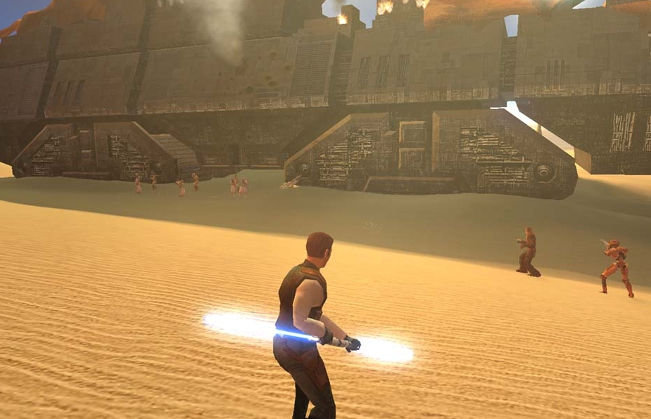 Star Wars: The Old Republic — DarkStation
