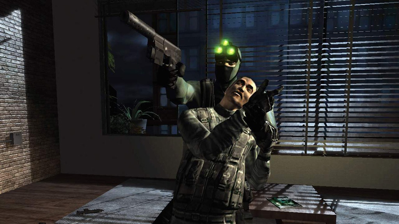 Image result for splinter cell chaos theory