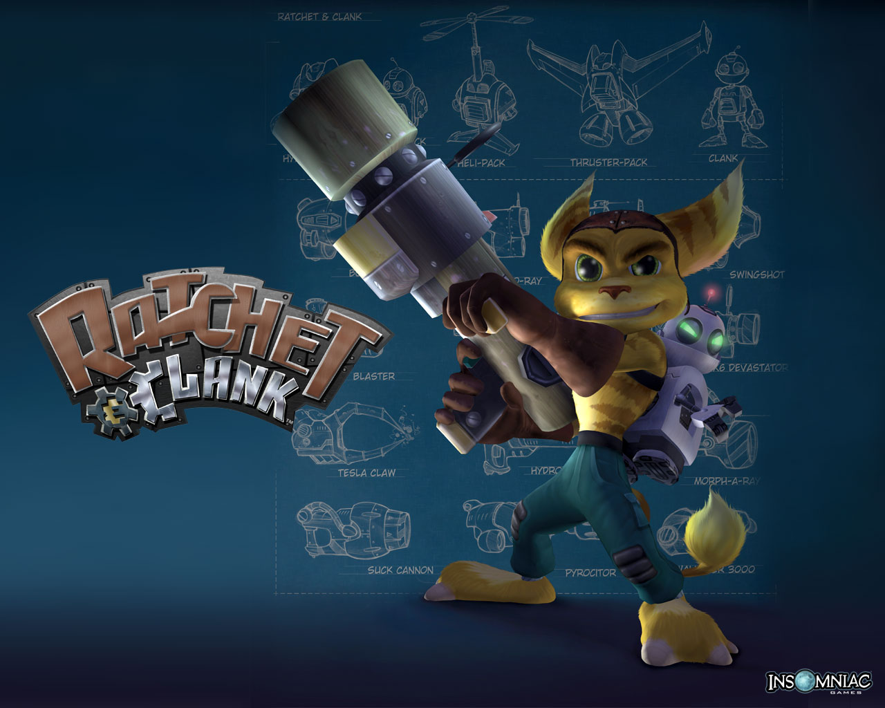 Ratchet Clank Darkstation