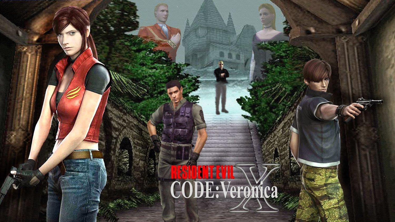 resident evil code veronica x rom