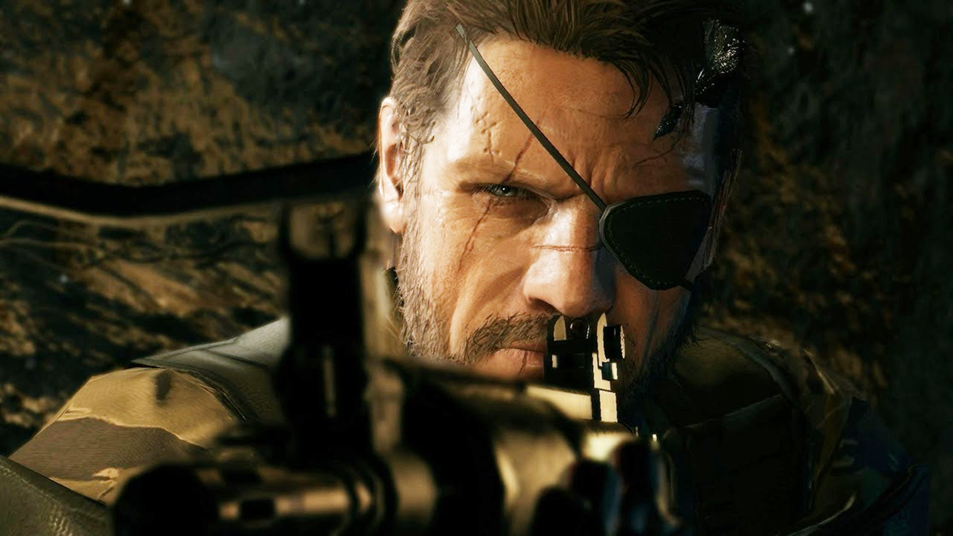 Metal Gear Solid V The Phantom Pain Features Darkstation