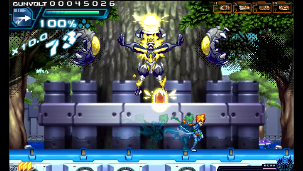 Azure Striker Gunvolt PC Review