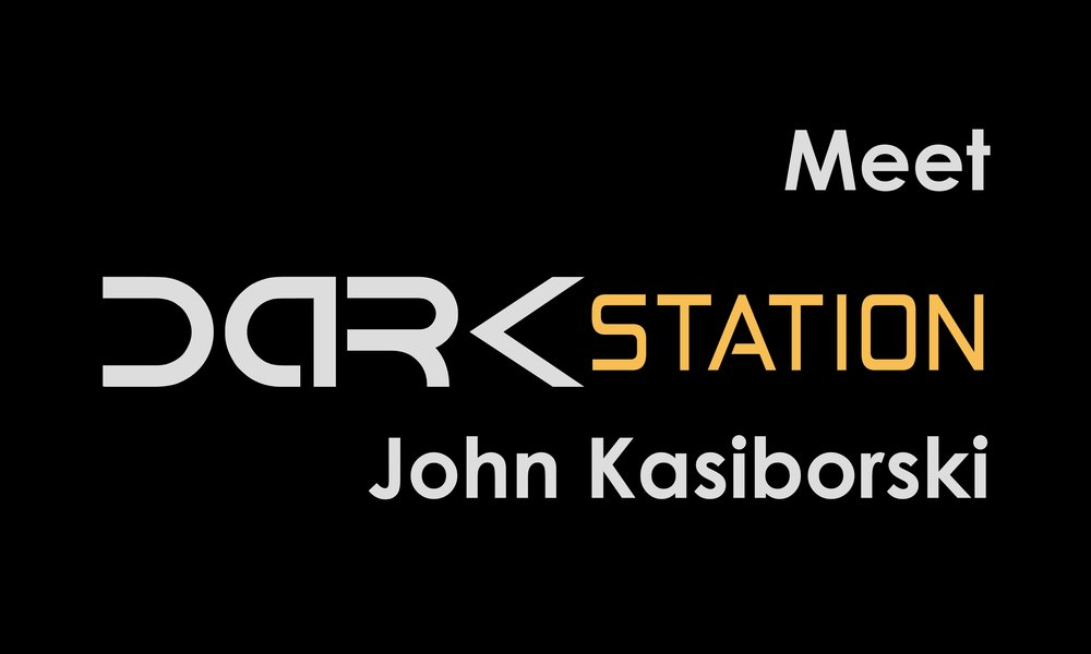 Brian and Jonathan start a new series where they talk to Darkstation's various writers. The series kicks off with John Kasiborski. -