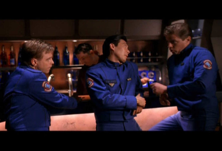 Darkstation Plays Wing Commander Iv Episode 1 Darkstation
