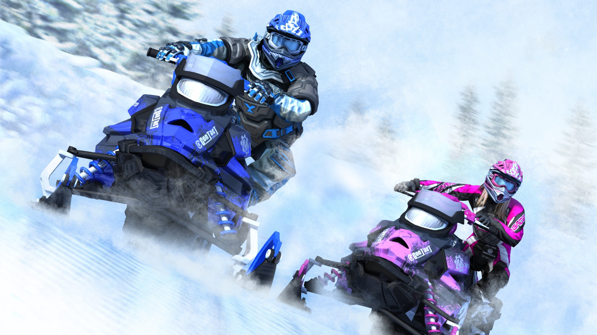 Snow Moto Racing Freedom Review